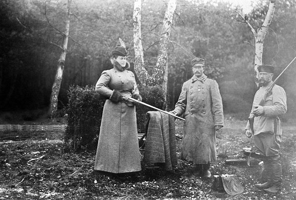 Animals Hunting「Family of Tsar Nicholas II of Russia」:写真・画像(4)[壁紙.com]