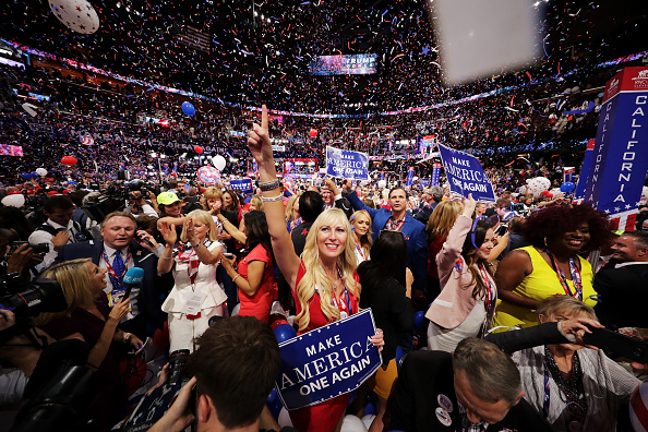Republican National Convention「Republican National Convention: Day Four」:写真・画像(7)[壁紙.com]