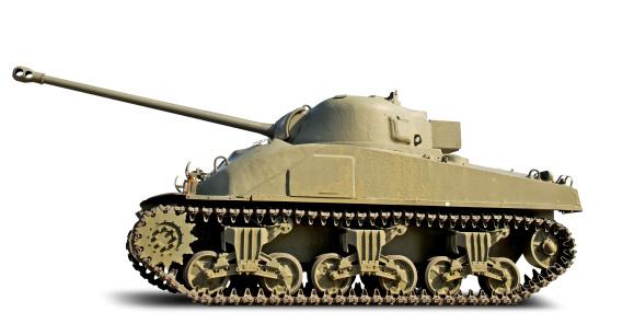 Military Land Vehicle「Sherman  Firefly Tank」:スマホ壁紙(11)
