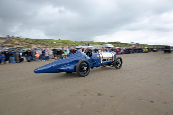 Finance and Economy「1925 Sunbeam 350 Hp Driven By Don Wales At Pendine Sands 2015.」:写真・画像(13)[壁紙.com]