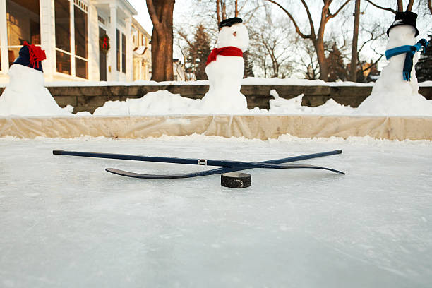 front yard home hockey rink Minneapolis, Minnesota:スマホ壁紙(壁紙.com)