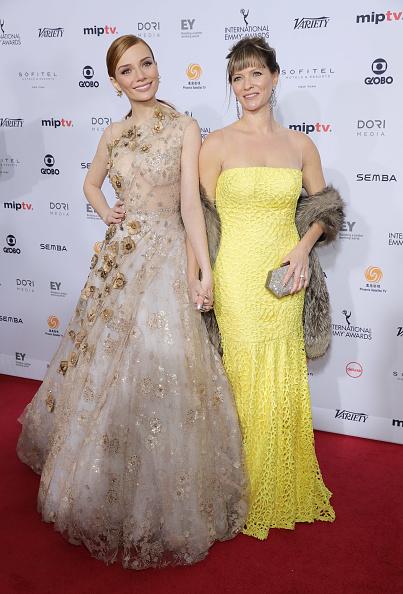 International Emmy Awards「44th International Emmy Awards - Arrivals」:写真・画像(4)[壁紙.com]