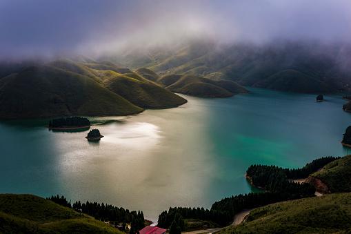 Yak「Tibet landscape, Tibet, China.」:スマホ壁紙(6)