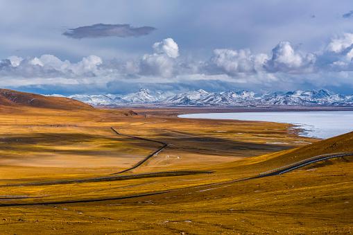 Hungary「Tibet landscape, Tibet, China.」:スマホ壁紙(12)