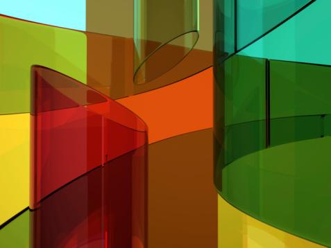 Art「Abstract glassy background」:スマホ壁紙(6)