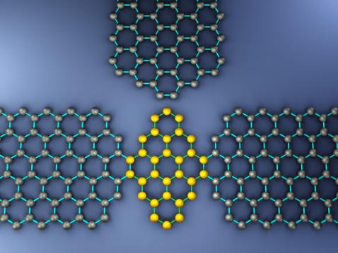 Quantum Computing「Quantum-Dot Graphene Transistor」:スマホ壁紙(16)