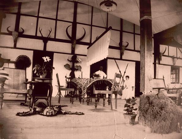 Colonial Style「Colonial Life」:写真・画像(18)[壁紙.com]
