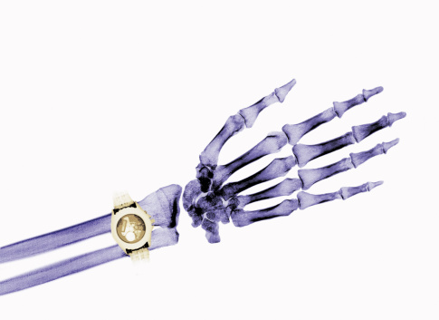 Human Hand「Wristwatch」:スマホ壁紙(19)