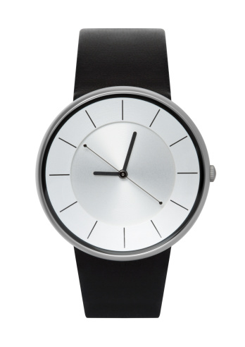 Silver Colored「Wristwatch」:スマホ壁紙(13)