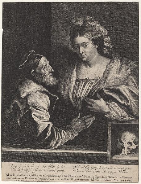 Sir Anthony Van Dyck「Titians Mistress. Creator: Anthony Van Dyck.」:写真・画像(18)[壁紙.com]