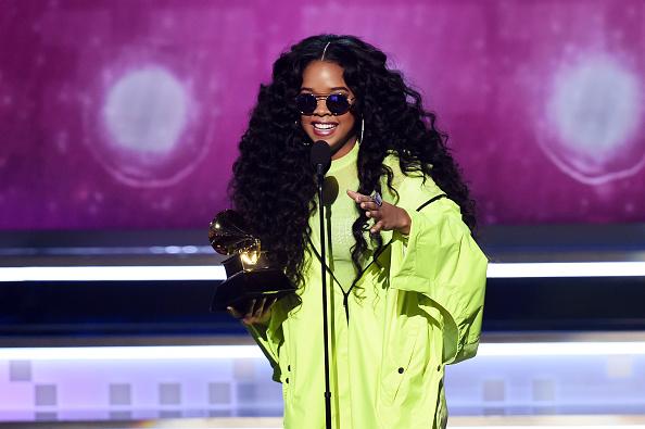 グラミー賞「61st Annual GRAMMY Awards - Inside」:写真・画像(14)[壁紙.com]