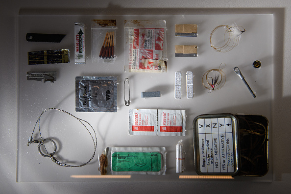 Survival「Objects For The Special Forces: In The Shadows Exhibition Are Installed」:写真・画像(12)[壁紙.com]
