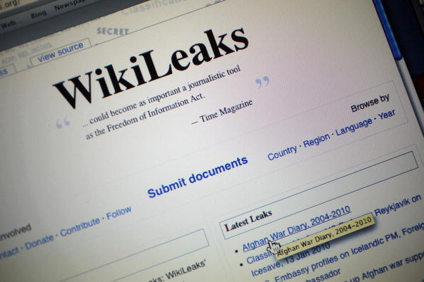 Document「Wikileaks.org Posts Over 90,000 U.S. Military Reports From Afghanistan」:写真・画像(9)[壁紙.com]