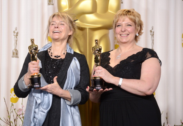 Best Makeup and Hairstyling「85th Annual Academy Awards - Press Room」:写真・画像(18)[壁紙.com]
