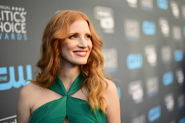 Jessica Chastain「The 23rd Annual Critics' Choice Awards - Red Carpet」:写真・画像(0)[壁紙.com]