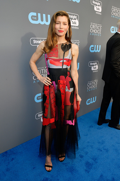 Choice「The 23rd Annual Critics' Choice Awards - Red Carpet」:写真・画像(4)[壁紙.com]