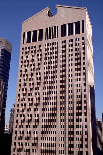 Postmodern「Sony Building」:スマホ壁紙(16)