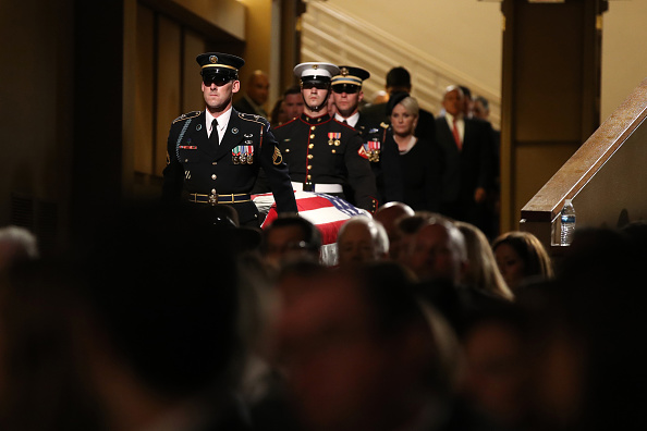 Arizona「Memorial Service Held For Sen. John McCain At North Phoenix Baptist Church」:写真・画像(17)[壁紙.com]