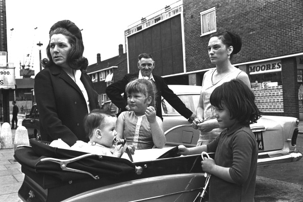 Baby Carriage「East End Family」:写真・画像(10)[壁紙.com]