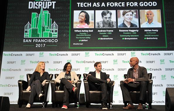 Horizontal「TechCrunch Disrupt SF 2017 - Day 2」:写真・画像(10)[壁紙.com]