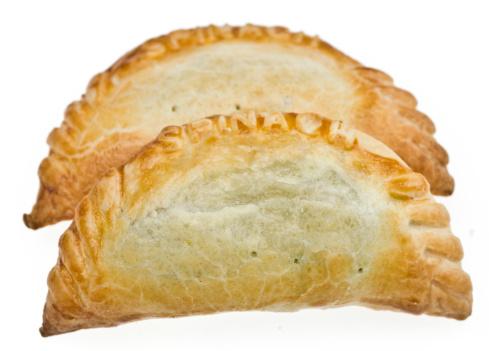 Crunchy「Two Spinach empanadas (pies)」:スマホ壁紙(12)
