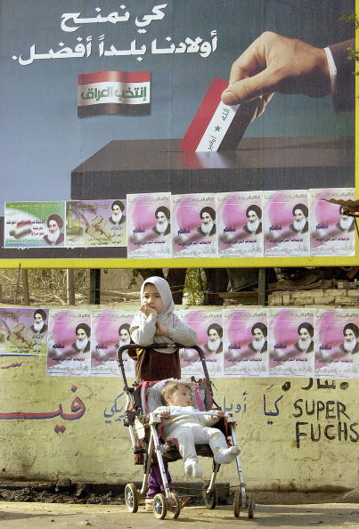 Baghdad「Iraqi communist party prepares for elections」:写真・画像(9)[壁紙.com]