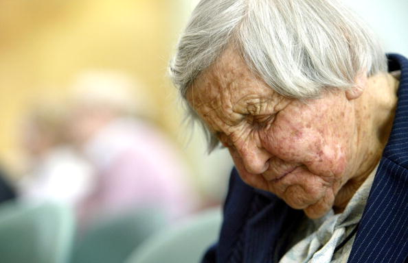 Aging Process「Senator Schumer Addresses Seniors On Social Security」:写真・画像(1)[壁紙.com]