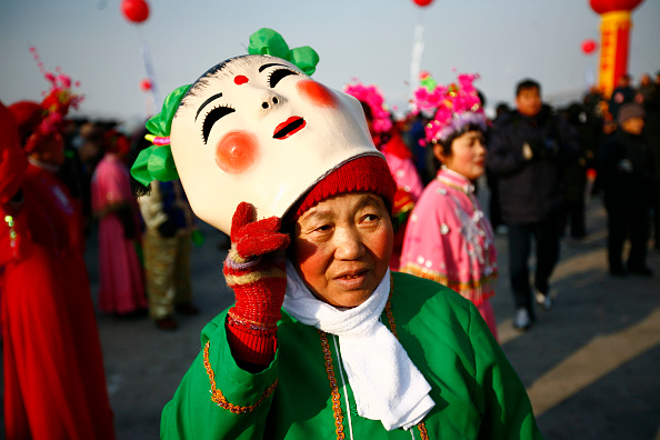 New Year「China Celebrates The New Year」:写真・画像(6)[壁紙.com]