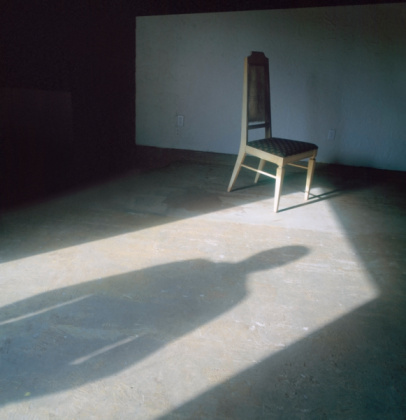 Unrecognizable Person「Person standing in doorway shadow on floor」:スマホ壁紙(2)