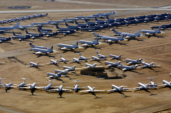 Southern California「Commercial Airline Graveyard」:写真・画像(5)[壁紙.com]