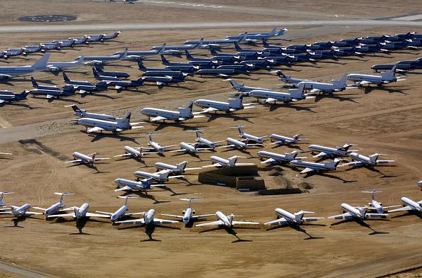 Cemetery「Commercial Airline Graveyard」:写真・画像(13)[壁紙.com]