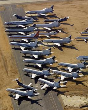 Southern California「Commercial Airline Graveyard」:写真・画像(13)[壁紙.com]