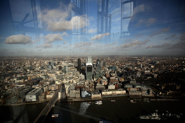 Urban Skyline「London Creating 80% Of The Private Sector Jobs In The UK」:写真・画像(9)[壁紙.com]