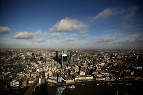Urban Skyline「London Creating 80% Of The Private Sector Jobs In The UK」:写真・画像(19)[壁紙.com]