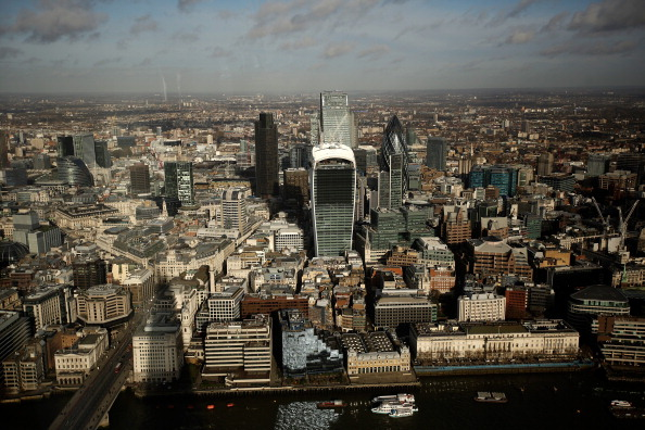 Urban Skyline「London Creating 80% Of The Private Sector Jobs In The UK」:写真・画像(8)[壁紙.com]
