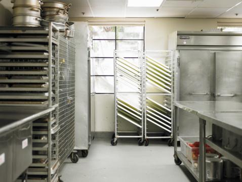 Steel「Commercial kitchen」:スマホ壁紙(13)