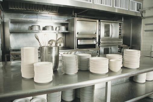 Restaurant「Commercial kitchen」:スマホ壁紙(12)