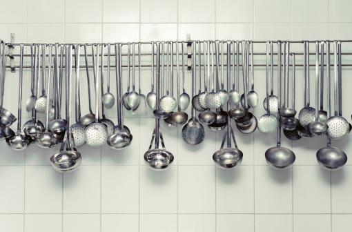 Silverware「Commercial Kitchen」:スマホ壁紙(4)