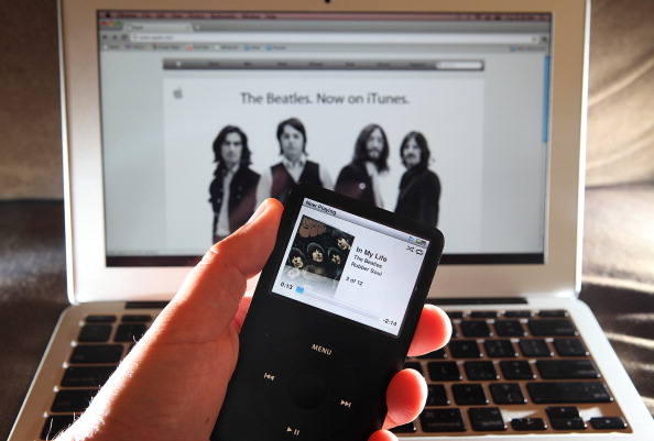 San Anselmo「Apple's iTunes To Sell Beatles' Music」:写真・画像(8)[壁紙.com]