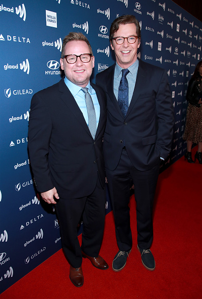 Rich Fury「30th Annual GLAAD Media Awards Los Angeles - Arrivals」:写真・画像(1)[壁紙.com]