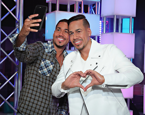 USA「Romeo Santos Meets 'Imitadora' Wax Figure at Opening of Madame Tussauds New York's Latin Music Experience, Sabor Latino」:写真・画像(1)[壁紙.com]