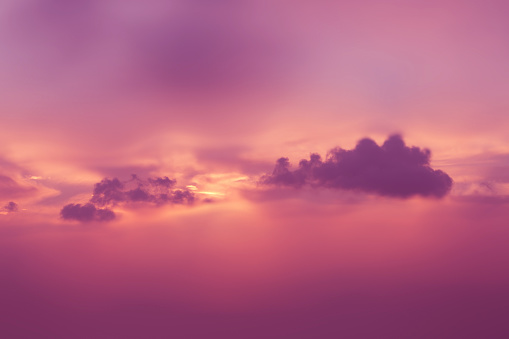 Purple「Colorful clouds」:スマホ壁紙(12)