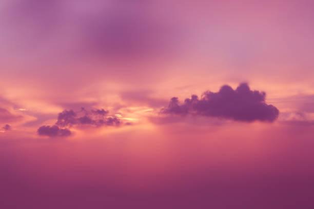 Colorful clouds:スマホ壁紙(壁紙.com)
