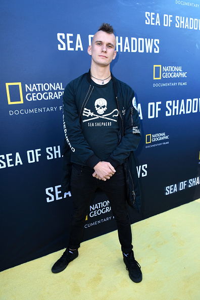 "Black Shoe「National Geographic Documentary Films' ""SEA OF SHADOWS"" Los Angeles Premiere」:写真・画像(2)[壁紙.com]"