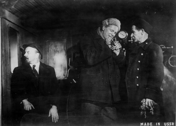 鉄道・列車「Lenin In October」:写真・画像(7)[壁紙.com]