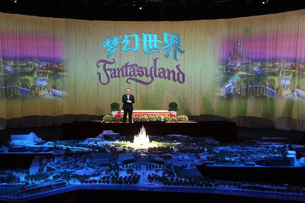 Magic Kingdom「Shanghai Disney Resort Unveils Six Themed Parks On Wednesday」:写真・画像(17)[壁紙.com]