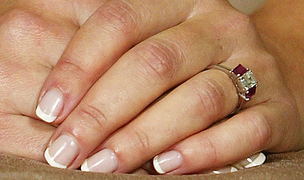 Mary Donaldson's engagement ring:ニュース(壁紙.com)