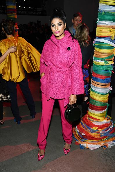 Hot Pink「Prabal Gurung - Front Row - February 2019 - New York Fashion Week: The Shows」:写真・画像(4)[壁紙.com]