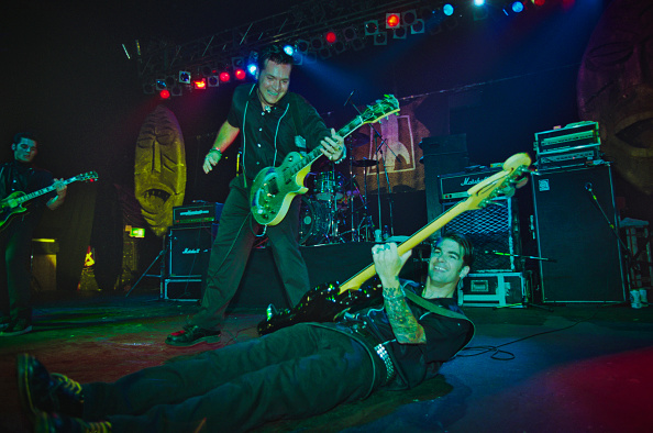 Crypt「Rocket From The Crypt Live At The Astoria」:写真・画像(5)[壁紙.com]