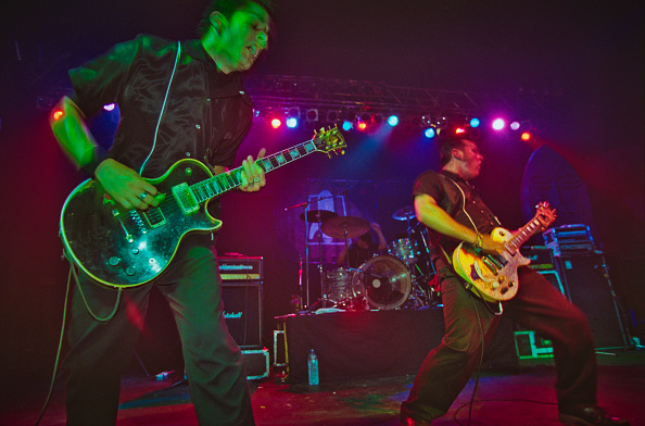 Crypt「Rocket From The Crypt Live At The Astoria」:写真・画像(6)[壁紙.com]